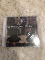 Go - The Very Best of Moby CD Brand New Sealed