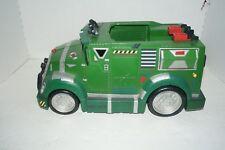 Teenage Mutant Ninja Turtles 2002 Battle Shell Armored Truck TMNT