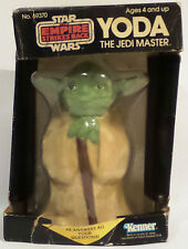 STAR WARS : EMPIRE STRIKES BACK : YODA JEDI MASTER FORTUNE TELLER FIGURE (F)