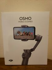 DJI Osmo Mobile 3 Combo NEW OPEN BOX