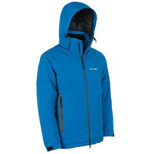 Snugpak Torrent Mens Jacket Coat - Electric Blue All Sizes