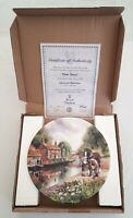 Royal Doulton Plate NEW SHOES Life On The Watereays Terry Harrison Fine China