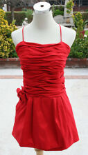 NWT HAILEY LOGAN $110 Red Juniors Cocktail Prom Dress 5
