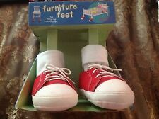 Furniture Feet - fun things for beds to wear - in original box