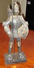 Medievil Statue Steel