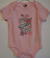 Ecko Red Bodysuit 9M Tagless New Without Tags BBS072