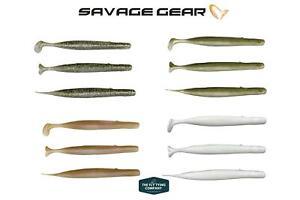 Savage Gear Gravity Stick Series | Pintail, Pulse Tail & Paddletail, 6 Per Pack