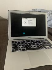 MacBook Air 13-inch, Early 2014 1.4GHz Intel Core i5, 128GB , Silver