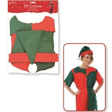 75cm Adult Ladies Elf Costume Christmas Xmas Fancy Dress Party Hat Helper