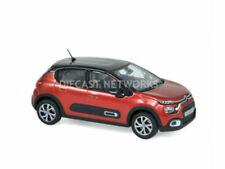 Voitures, camions et fourgons miniatures rouges Citroën 1:43