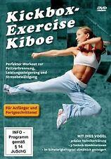 Kickbox - Exercise Kiboe von Ines Vogel | DVD | Zustand sehr gut