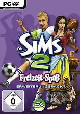 Die Sims 2: Freizeit-Spaß (PC, 2015, DVD-Box)