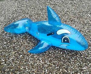 Bestway  Luftmatratze Delfin  Schwimmtier Wassertier Bade Matratze Kinder