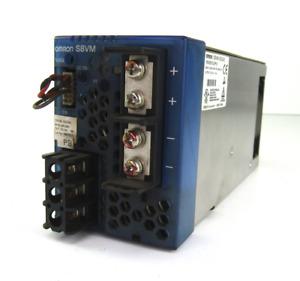 Omron S8VM-30024C Power Supply, 100-240Vac Input 15Vdc Output 14A