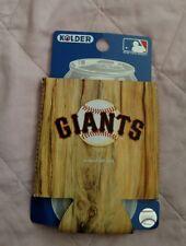 MLB San Francisco Giants can holder Insulator MLB woody