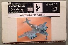 Antares Models 1:48 Conversion Set for Me 262 W1 ANT-05