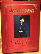 Disney Broadway Souvenir Book 1st Ed Mary Poppins Anything Can Happen New!