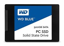 WD Blue 500GB Internal SSD Solid State Drive - SATA 6Gb/s 2.5 Inch WDS500G1B0A