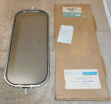 1969-1979 Ford F100 F150 F250 F350 F500 NOS REAR VIEW OUTSIDE MIRROR Stainless