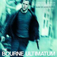 John Powell - The Bourne Ultimatum [CD]