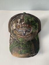 New Dale Earnhardt Jr. Camo Mesh Trucker Snapback NASCAR Cap Hat Team Realtree