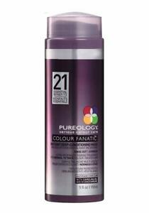 New Purelology  Colour Fanatic Instant Deep-Conditioning Hair Mask 5 oz ~ Sealed