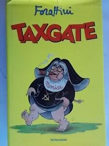 TaxgateForattini giorgioMondadoririlegato prima edizione fumetti vignette 36