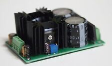 High current low noise LT1083CP dual rail power supply assembled board !