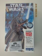 MPC ERTL 1992 STAR WARS DARTH VADER FIGURE MODEL KIT 8154 COMMEMORATIVE EDITION