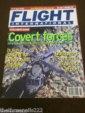 FLIGHT INTERNATIONAL - COVERT FORCES - APRIL 8 2003