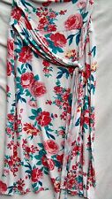 Crossroads 2 / 1 Summer Beach sundress SKIRT / DRESS swimsuit cover up XXL 20 22