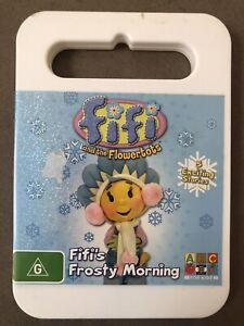 Fifi And The Flowertots - Fifi's Frosty Morning DVD (G Rating)