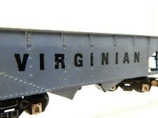 CLEANEST 1946 American Flyer 632 Virginian Die Cast 2bay hopper w/all bay doors