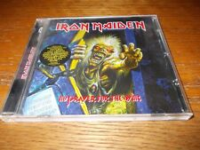 LEON'S SALE:IRON MAIDEN -NO PRAYER FOR THE DYING 19901998 REMASTERED ENHANCED
