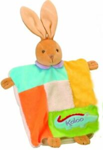 Kaloo Doudou Rabbit 123 & Croc - Lapin 123