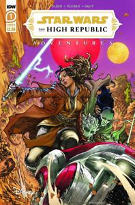 Star Wars The High Republic Adventures #1 | New - Unread | IDW Publishing 2021