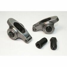 "PRW 0245502 1.65 x 7/16"" Stainless Steel Stud Mount Rocker Arms For Pontiac V8"