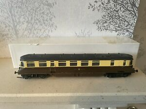 KIT BUILT WHITE METAL GWR RAILCAR With Motor