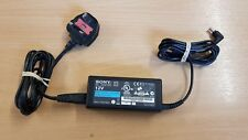 Genuine Sony AC-NX1W AC Adaptor / Power Supply Unit / PSU ☆☆☆ SMP-N200