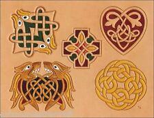 Celtic 2 Craftaid (76614-00)-Embossing,Leathercraft
