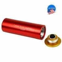 US RED 12 Gauge Shotgun 12GA Laser Bore Sighter Boresighter w/Battery