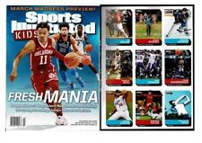 lcw Sports Illustrated Kids 2018 Trae Young Marvin Bagley Jaren Jackson No Label