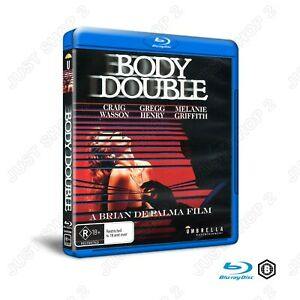 Body Double : Movie / Film : Crime / Mystery : Brand New Blu-ray