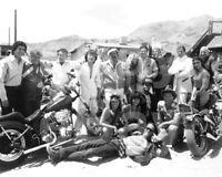 The Cannonball Run (1981) Cast 10x8 Photo