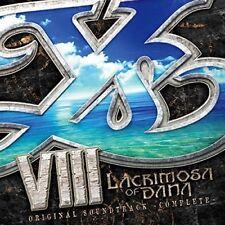 Game Music - YS 8: Lacrimosa Of Dana (Kanzen Ban) (Original Soundtrack) [New CD]