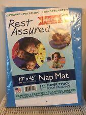 Rest Assured Children's Nap Mat 19� X 45�