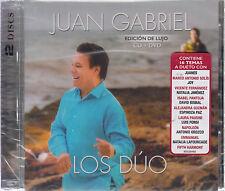 CD - Juan Gabriel NEW Los Duo Edicion De Lujo CD/DVD - FAST SHIPPING !