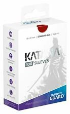 Ultimate Guard Katana Sleeves Standard Size (100) (66x91mm)