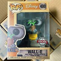 "Funko Pop Disney Earth Day Exclusive : WALL-E #400 Vinyl Special Edition ""MINT"""