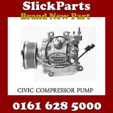 HONDA Civic AC Aria Condizionata Compressore Pompa 1.6 1.8 2005 > 2013 * NUOVO *